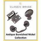[ Classic Brass - Antique Burnished Nickel Collection ]
