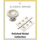 [ Classic Brass - Classic Polished Nickel Collection ]