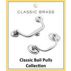 [ Classic Brass - Classic Bail Pulls Collection ]