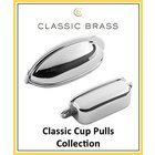 [ Classic Brass - Classic Cup Pulls Collection ]