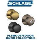 Plymouth Door Knobs