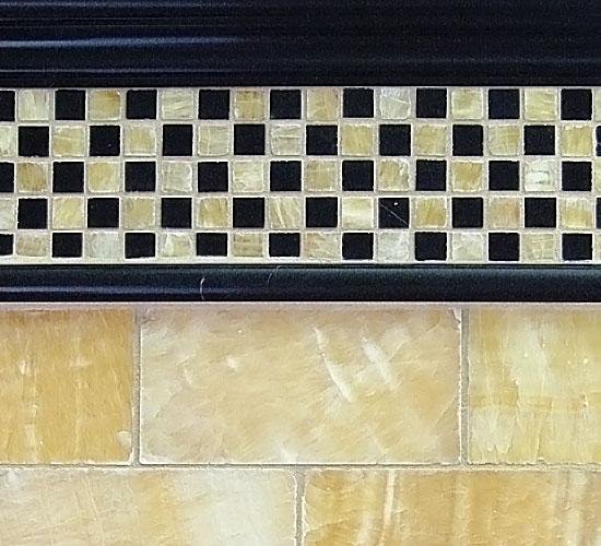 Stone Tiles By Diamond Tech Subway Box Of Solid 3 X 6