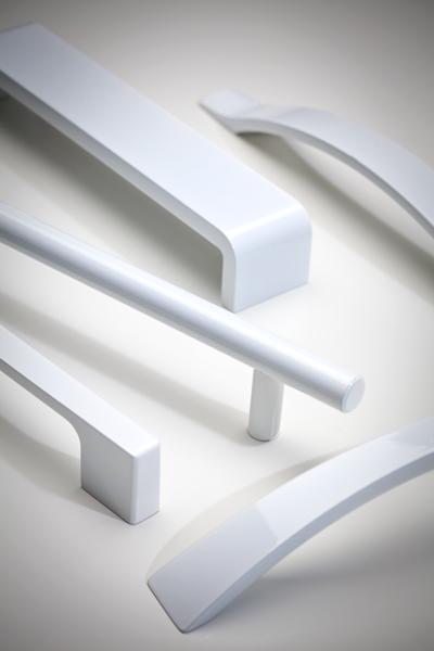 atlas homewares cabinet hardware linea 11 38 white cabinet handles56 white