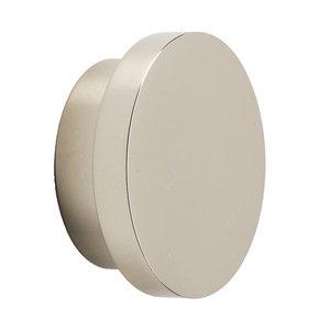 "Alno Inc. Creations 1 3/8"" Diameter Knob in Polished Nickel"