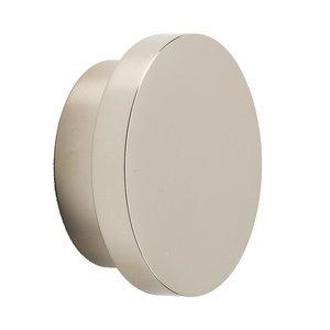 "Alno Inc. Creations 1 1/2"" Diameter Knob in Polished Nickel"