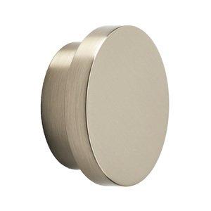 "Alno Inc. Creations 1 1/2"" Diameter Knob in Satin Nickel"