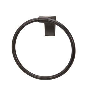 Alno Inc. Creations Towel Ring in Bronze