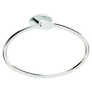 Alno Inc. Creations Towel Ring in Polished Chrome