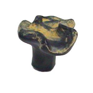 """LW Designs Clayforms B Knob - 1 1/2"""" in Pewter Matte"""