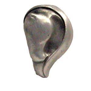 LW Designs Mare II Horse Knob (Left) in Pewter Matte