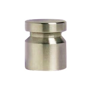 """Arthur Harris Stainless Steel Cabinet Knob - 7/8"""" in Brushed"""