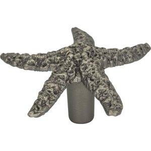 Atlas Homewares Starfish Knob in Pewter