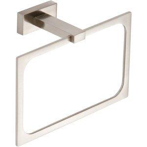 Atlas Homewares Towel Ring in Brushed Nickel