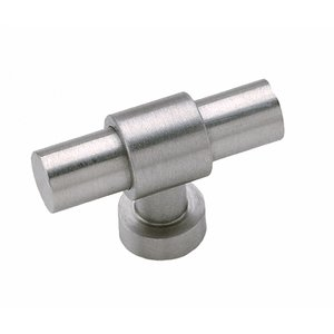 """Acorn MFG 1 7/8"""" Simplicity Knull Knob in Brushed Stainless"""
