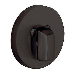 Baldwin Hardware Patio (One-Sided) Deadbolt for Patio (One-Sided) Doors in Oil Rubbed Bronze