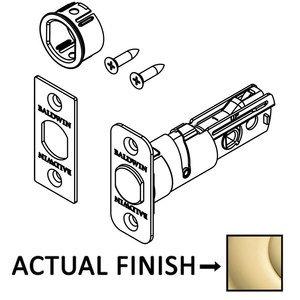 Baldwin Hardware 6L Deadbolt Latch for Handleset (Single Cylinder/Double Cylinder) and Deadbolt (Single Cylinder/Double Cylinder) in Polished Brass