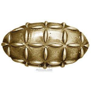 Big Sky Hardware Diamondback Knob in Antique Brass