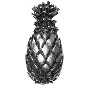 Big Sky Hardware Pineapple Knob in Pewter