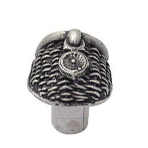 Carpe Diem Hardware Creel Knob in Cobblestone
