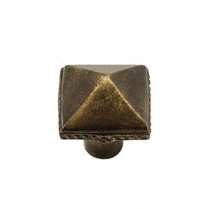 Carpe Diem Hardware Large Knob in Cobblestone