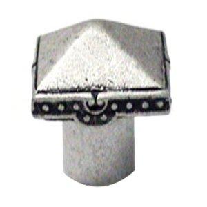 Carpe Diem Hardware Mission Knob in Cobblestone