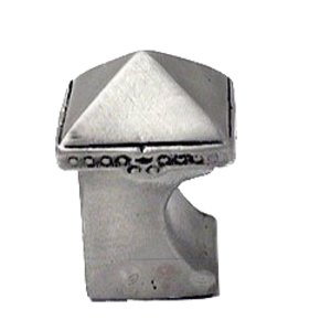 Carpe Diem Hardware Scoop Knob in Cobblestone