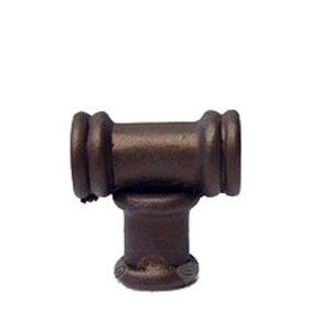 Carpe Diem Hardware Small Bamboo Knob in Bronze
