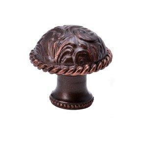 Carpe Diem Hardware Tularosa Medium Knob in Antique Brass