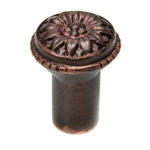 Carpe Diem Hardware Small Knob in Cobblestone