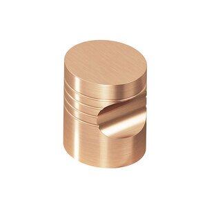 "Colonial Bronze 3/4"" Diameter Knob In Satin Bronze"