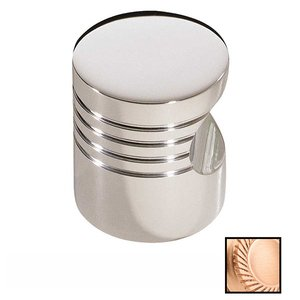 "Colonial Bronze 1"" Diameter Knob In Satin Bronze"