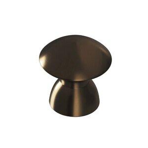 "Colonial Bronze 3/4"" Diameter Knob in Oil Rubbed Bronze Unlacquered"