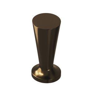 "Colonial Bronze 9/16"" Knob in Unlacquered Oil Rubbed Bronze"