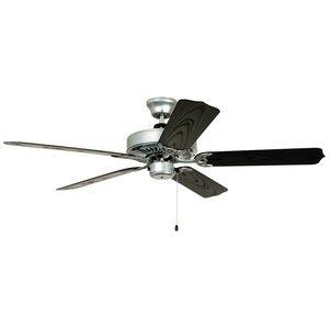 """Craftmade 52"""" Ceiling Fan in Galvanized Steel"""