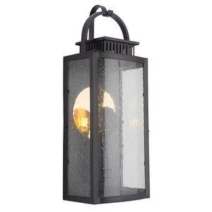 Craftmade Medium Pocket LED Sconce in Midnight