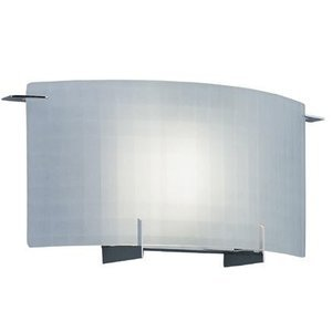 Designers Fountain Interior Bath / Vanity / Wall Sconce in Chrome with Frosted