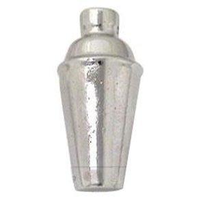 Emenee Martini Shaker Knob in Aged Brass