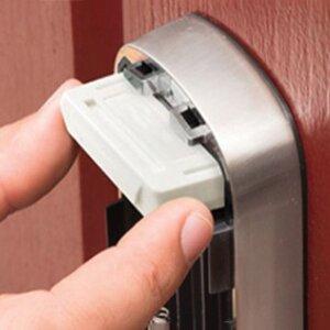 Emtek Hardware Connected by August Smart Kit for EMPowered locks