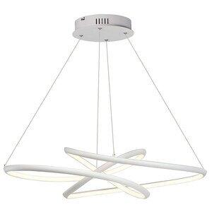 ET2 Lighting LED Pendant in Matte White