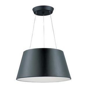 ET2 Lighting Quantum LED Pendant in Black