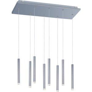 ET2 Lighting Picolo 8-Light LED Pendant in Polished Chrome