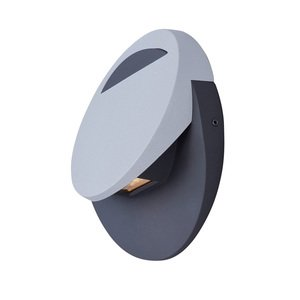 ET2 Lighting Alumilux DC 3-Light LED Wall Sconce in Bronze and Platinum