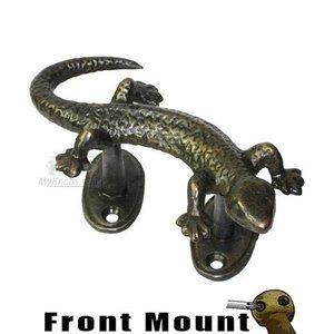 "Gado Gado 2"" Small Gecko Pull, Left Curving"
