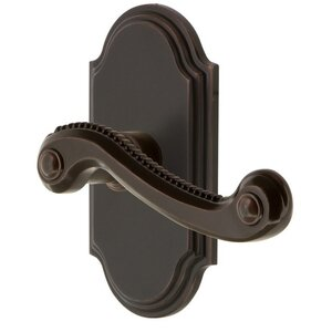 Grandeur Arc Plate Double Dummy with Bellagio Lever in Timeless Bronze