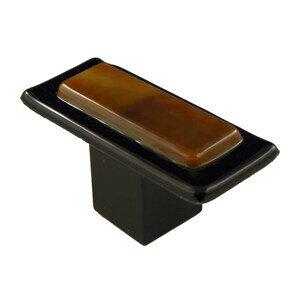 Grace White Glass Hardware Earth Elements Knob