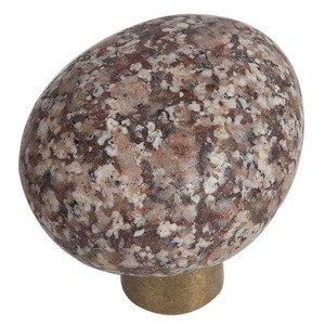 Michigan Naturals Standard Knob in Sunrise Parfait Granite