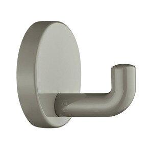 "Hafele Hardware 1-9/16"" Long Hook in Gray, Stone, Hewi"