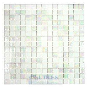 Hotgl Er Blends 3 4 Gl Tile In White Alabaster Blend 12 7