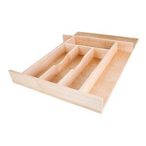 "Hardware Resources 14"" Drawer Organizer / Cutlery Tray"