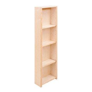 """Hardware Resources Pantry Door Mount Cabinet 12"""" X 45"""""""